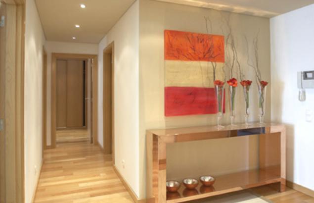 50 hall de entrada de casas modernas veja dicas de como - Aparadores de entrada ...