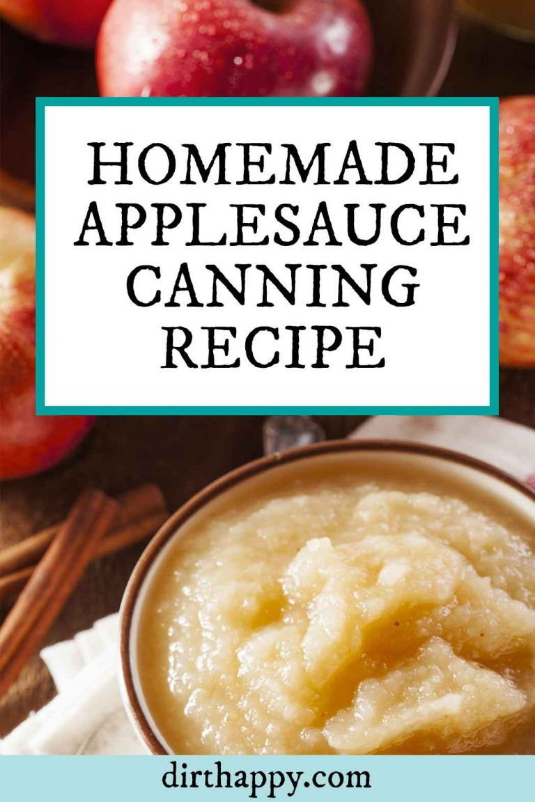 Canning Applesauce Recipe How to Can Applesauce Canning
