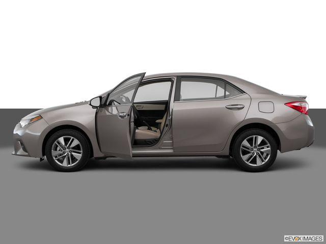 2015 Toyota Corolla Sedan Richmond Chevrolet Cruze Chevrolet
