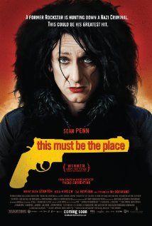 This Must Be the Place (2011) - Deze film leidt tot nogal verdeelde meningen. Ongeacht het acteerniveau van Sean Penn in deze rol, vond ik dit een fantastische film. Vele prachtige beelden en hilarische situationele humor. Ondanks de continue absurde dialogen wordt een serieus onderwerp opgepakt en blijft de film lang na echoën in je hoofd. Judd Hirsch als Nazi Jager die alleen de gouden tanden van de holocaustslachtoffers terug wil, is geniaal. Ook leuk om Harry Dean Stanton weer even te…