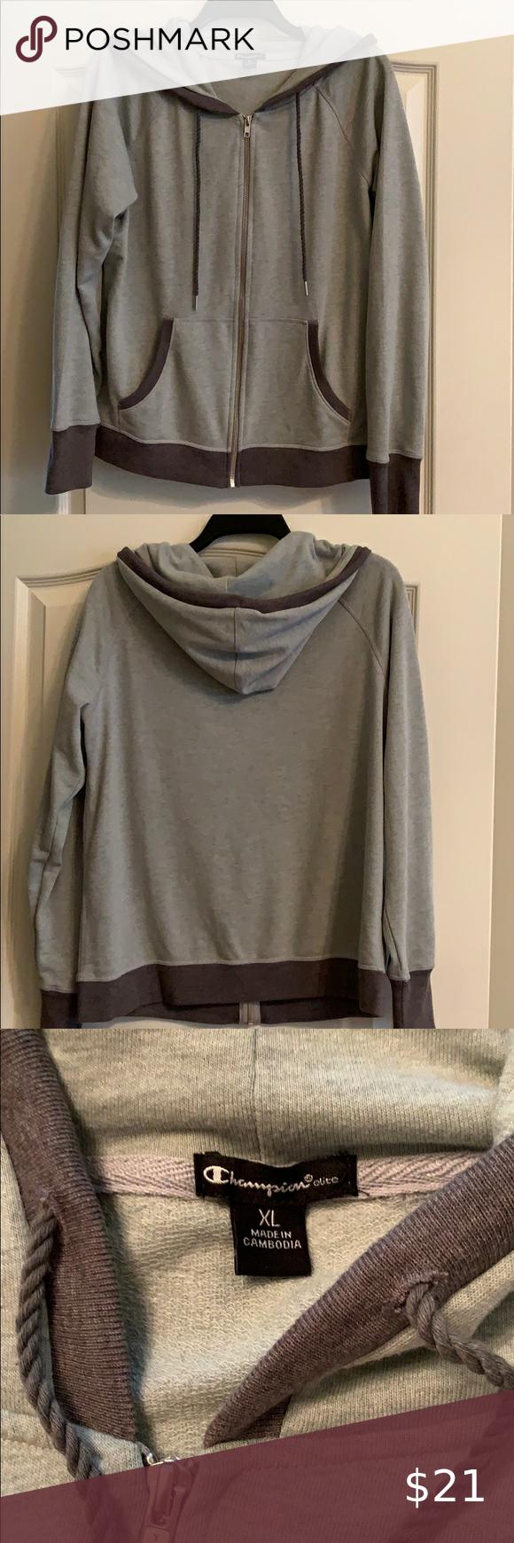 Champion Elite Sweatshirt Sweatshirts Sweatshirt Tops Clothes Design [ 1740 x 580 Pixel ]