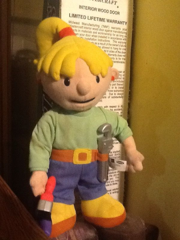 """Talking, Sandy doll from, """"Bob the Builder"""" ( Collectibles ) in Princeton, IL - OfferUp"""