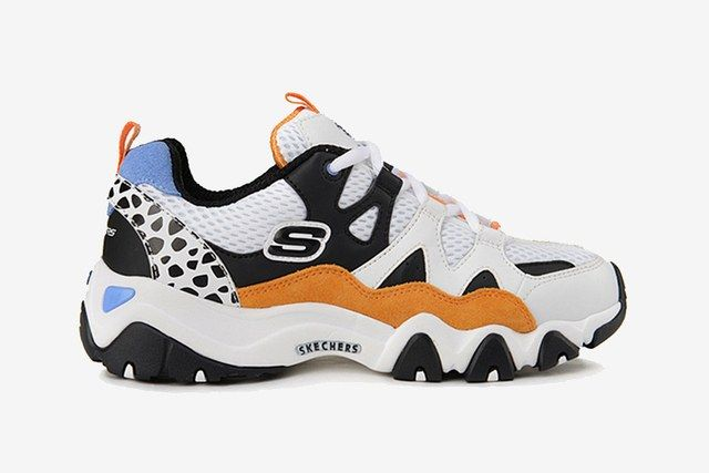 24d553cd1aab Skechers Korea came with the heat on this women s sneaker drop