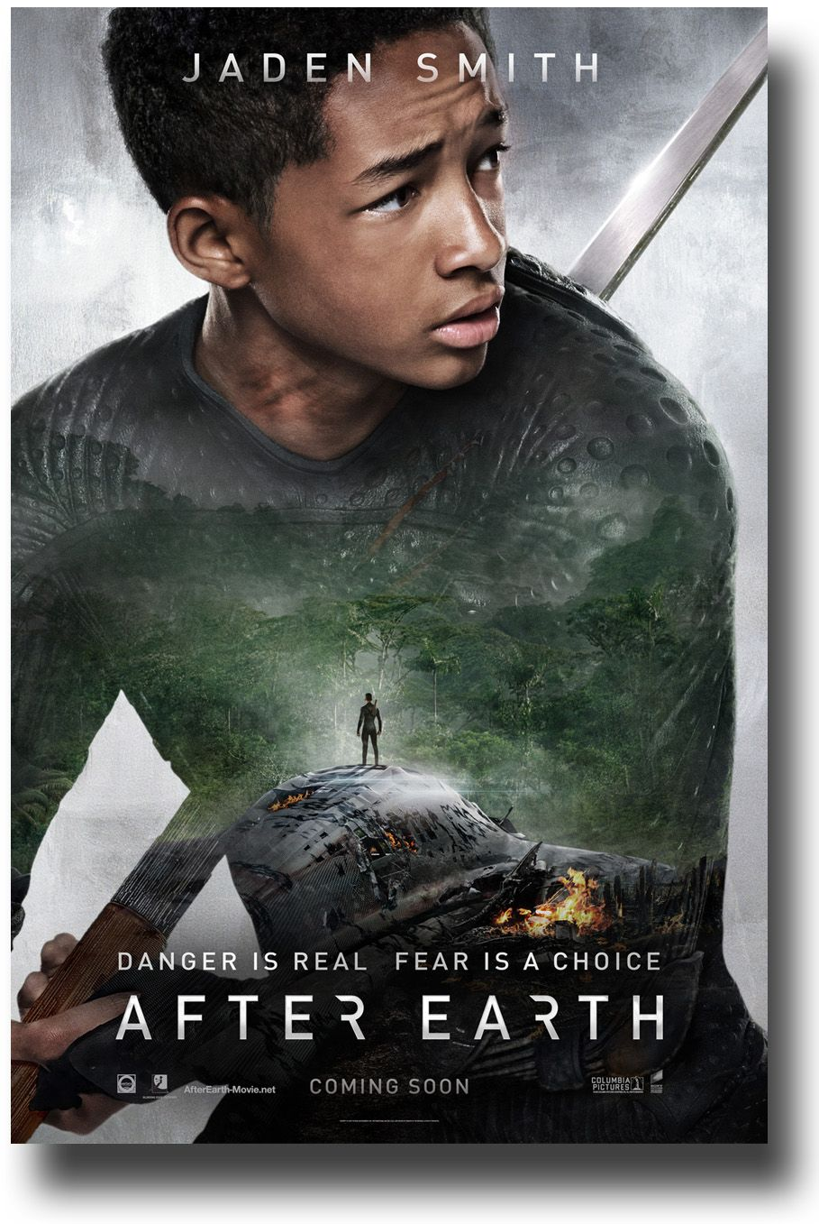 After Earth Streaming Vf : after, earth, streaming, After, Earth, Poster, Jaden, Smith, Movies,, Movie, Posters,, Posters