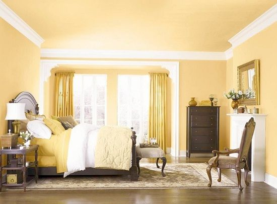 8 Romantic Bedroom Painting Ideas For Married Couples Bedroom
