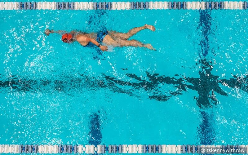 5 common mistakes a coach sees in triathletes swim