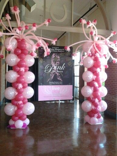 breast cancer event - Breast Cancer Decorations