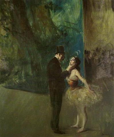 TOULOUSE-LAUTREC Henri comte de Toulouse-Lautrec-Monfa (1864 - 1901) -