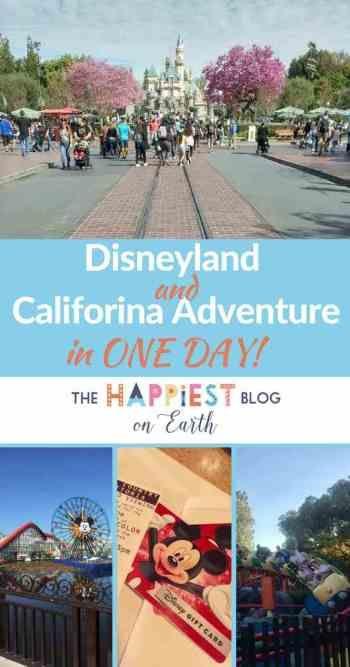 Photo of Disneyland und Kalifornien Abenteuer an einem Tag Der glücklichste Blog der Welt