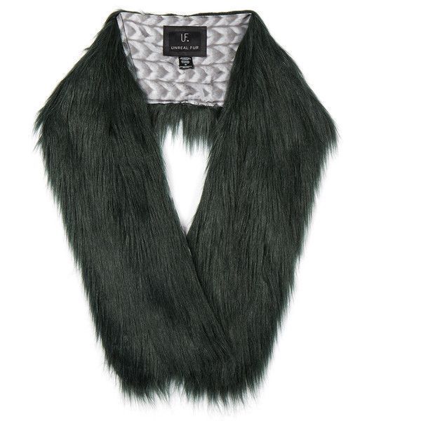 ACCESSORIES - Oblong scarves Unreal Fur FT9EY