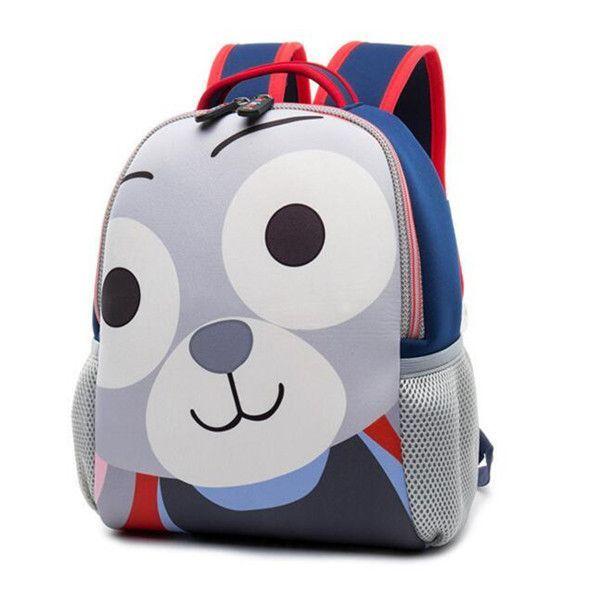 KAKXI Cartoon Dog Children School Bags Waterproof Boys Girls Book Bag  Kindergarten Children Mochila Lovely Travel Backpack A287 6306f313c35a7