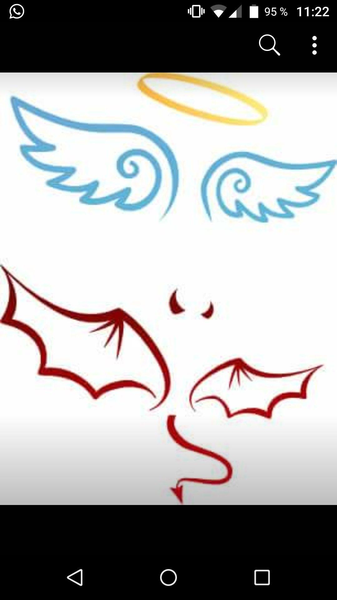 Engel Teufel Pferd Scheren Pferde Frisuren Scheren