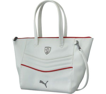 Puma Ferrari White Ls Handbag More Info Could Be Found At The Image Url Note It Is Affiliate Link To