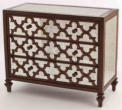 Morocco 4-Piece King Bed and Chest Package | The Brick