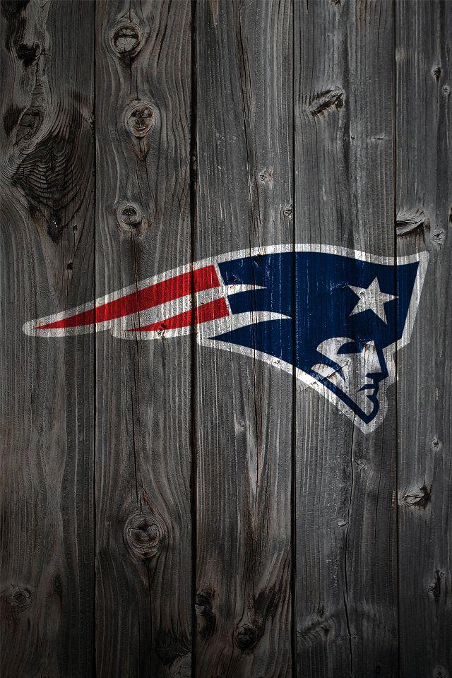 Patriots Wood Wallpaper