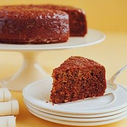 Walnut Honey Cake Recipe