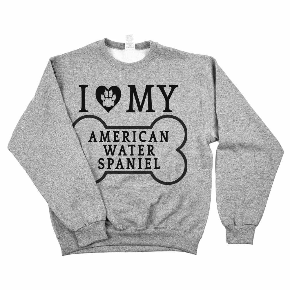 'I Love My American Water Spaniel'