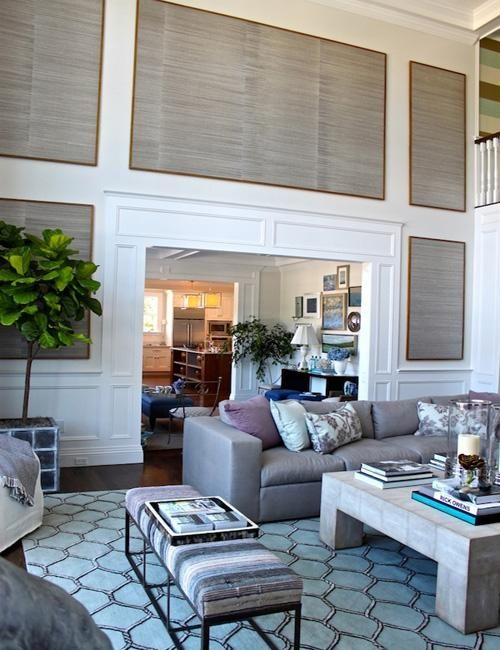 Decorating your home with high ceilings in 2019 tall - High ceiling wall decor ...