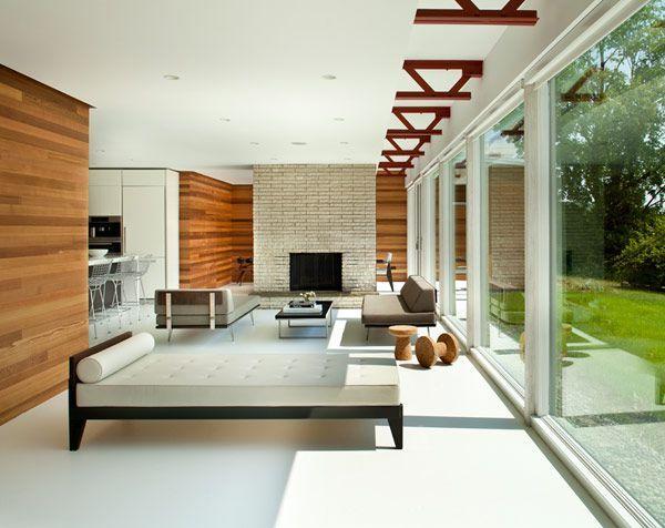 25 Open Concept Modern Floor Plans Modern Floor Plans Mid Century Modern House Modern Glass House
