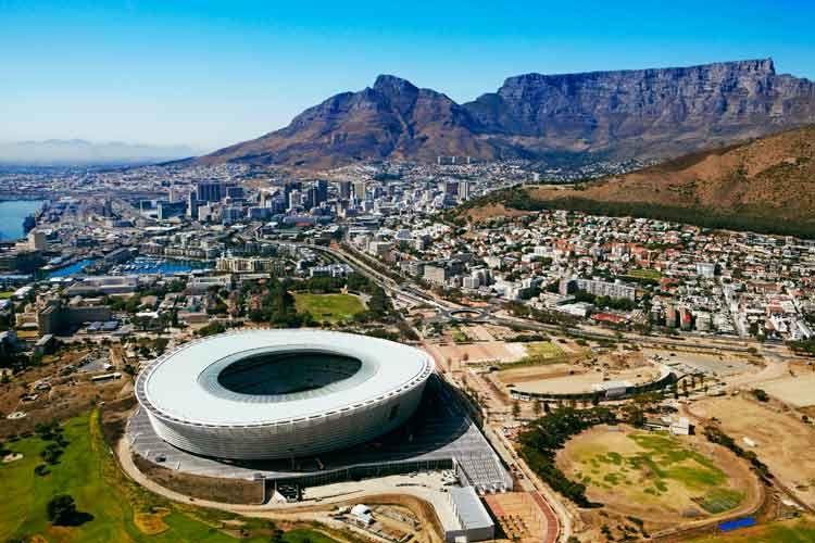 Cape Town, The World Design Capital.
