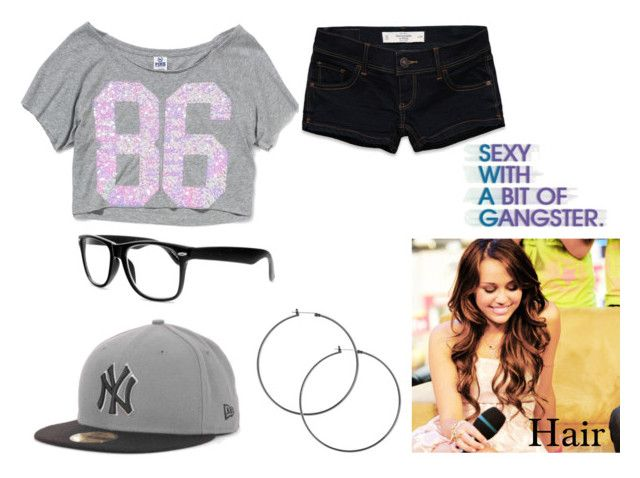 """""""Swag"""" by madswagger21 ❤ liked on Polyvore featuring Victoria's Secret, Abercrombie & Fitch, New Era, Forever 21, Religion Clothing, women's clothing, women, female, woman and misses"""
