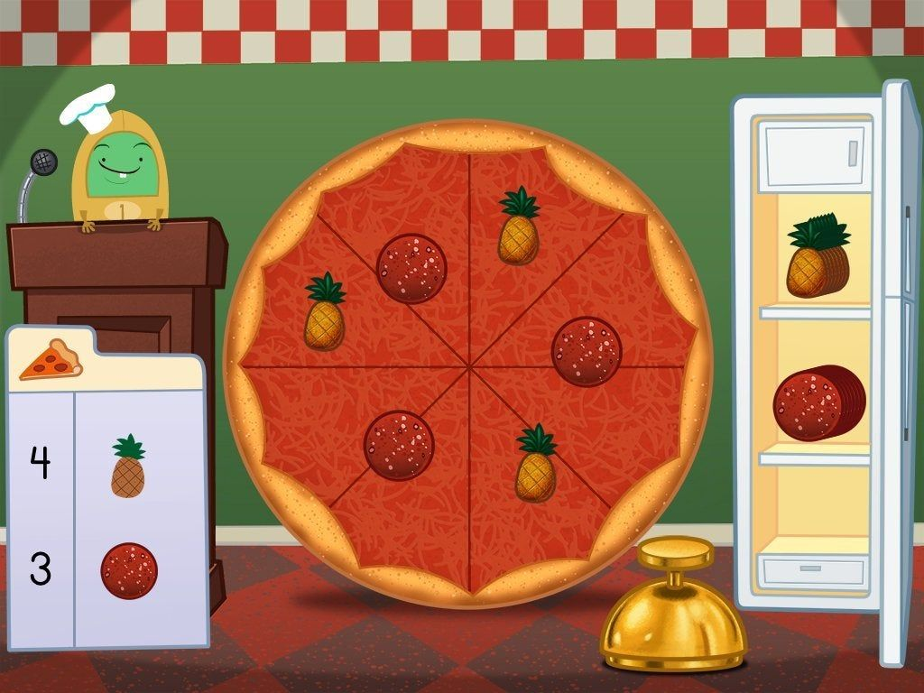 Who Wouldn T Want To Add A Little Pizza Making To Math