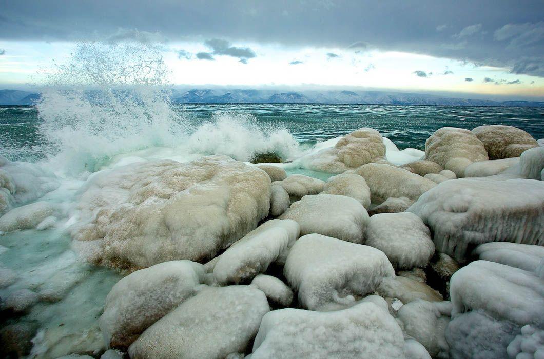 Чарующие фото Байкала | Путешествия