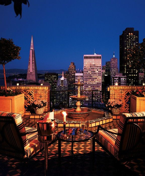 Romantic Places Northern California: Hotels With Secret Entrances And Exits, Or: How To Travel