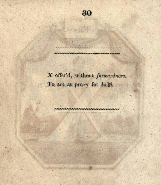The assembled alphabet, or, Acceptance of Au0027s invitation, by RR - acceptance of offer