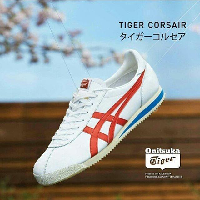 best service 4a628 abb20 Onitsuka Tiger Corsair | Nice Kicks | Tiger shoes, Onitsuka ...