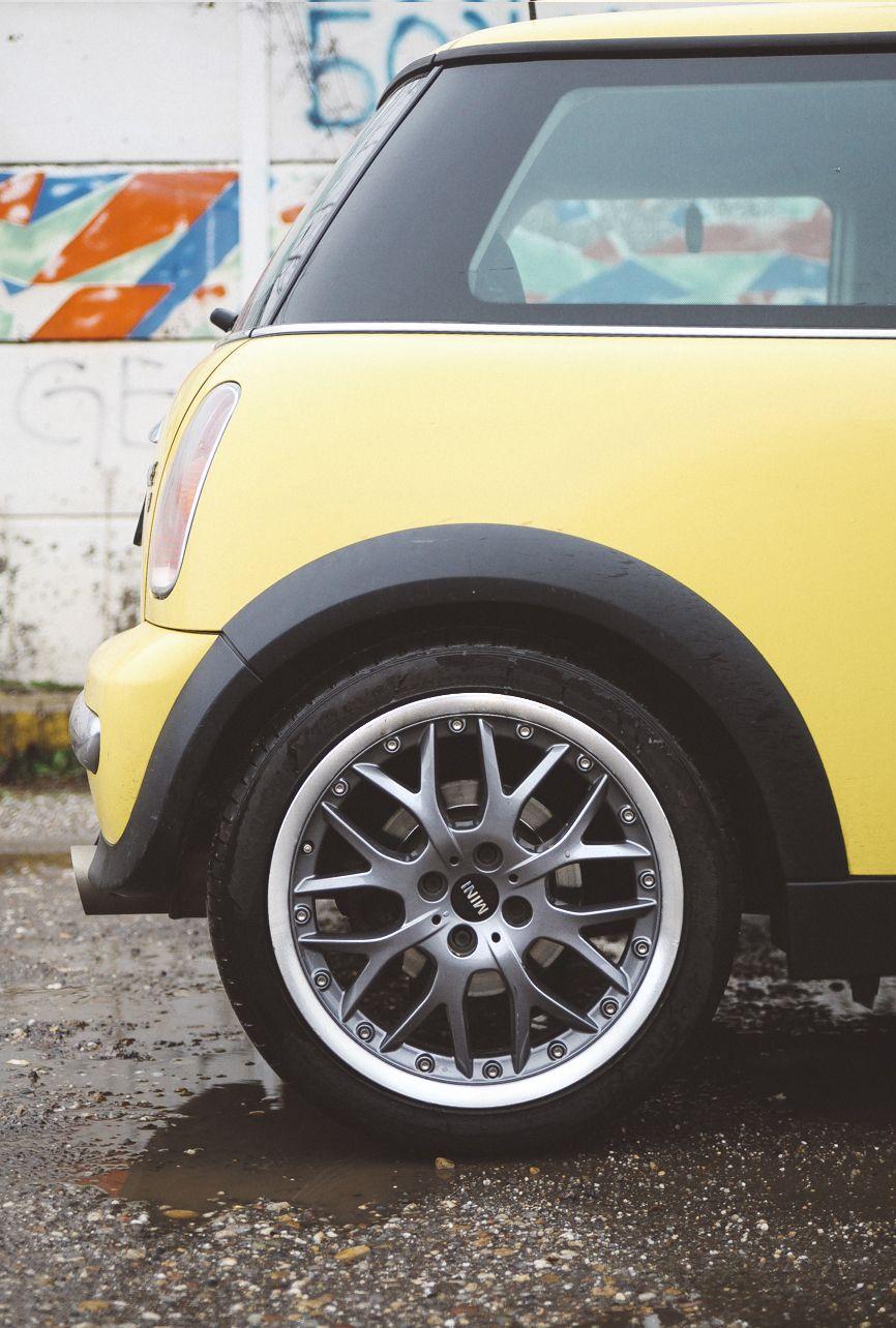 Bbs R90 Cross Spoke Mini Cars Mini Cooper Clubman