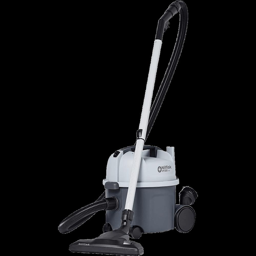 Nilfisk VP300 HEPA Canister Vacuum Canister vacuum, Hepa