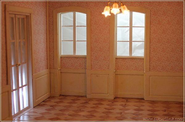 Linnanneidon lokikirja: Ranskalainen makkari - French bedroom