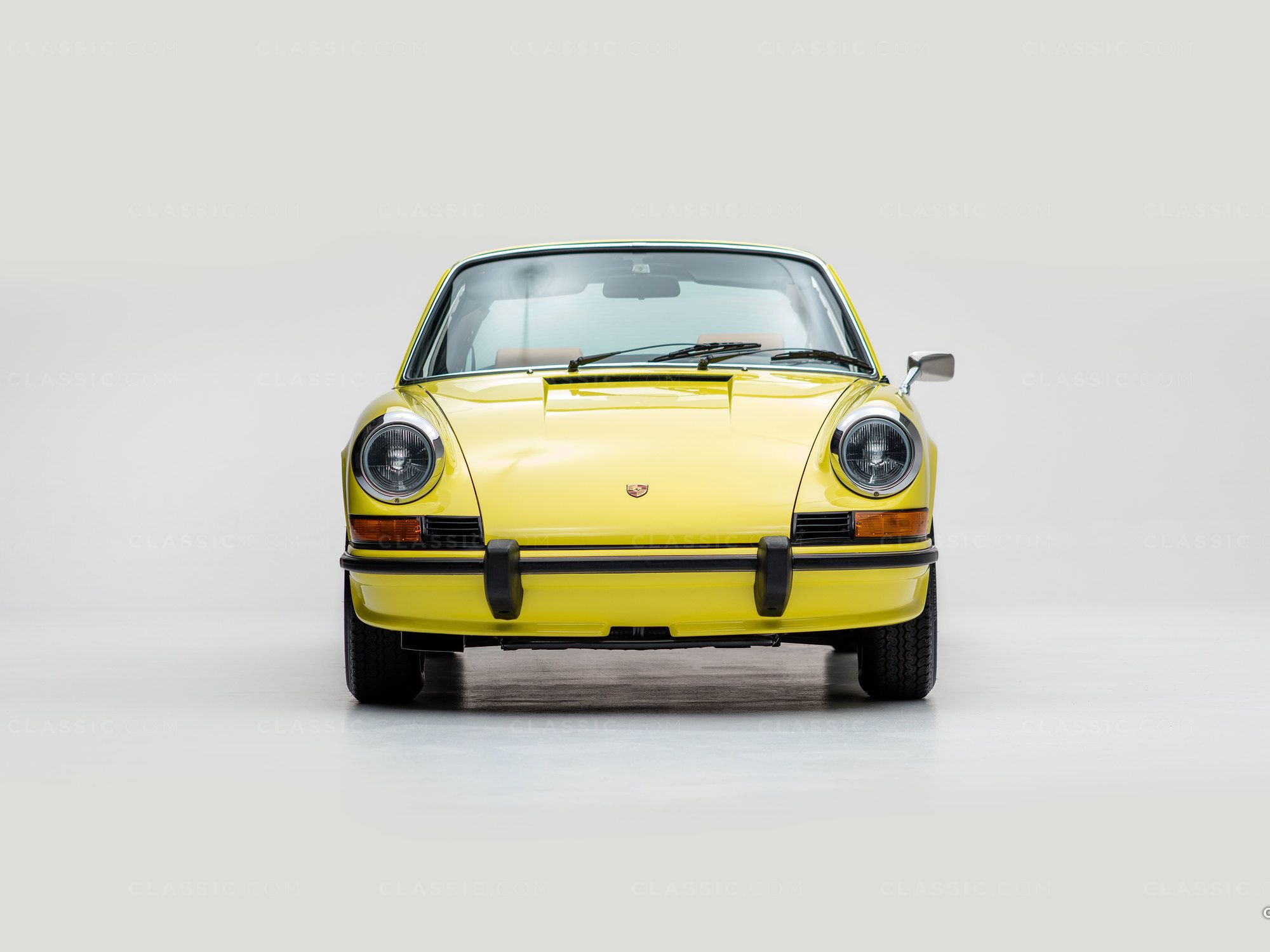 View details of this Yellow 1973 Porsche 911. Highlights include 2.4 ...