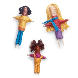 Worry Dolls I Made These When I Was Younger For My Girls