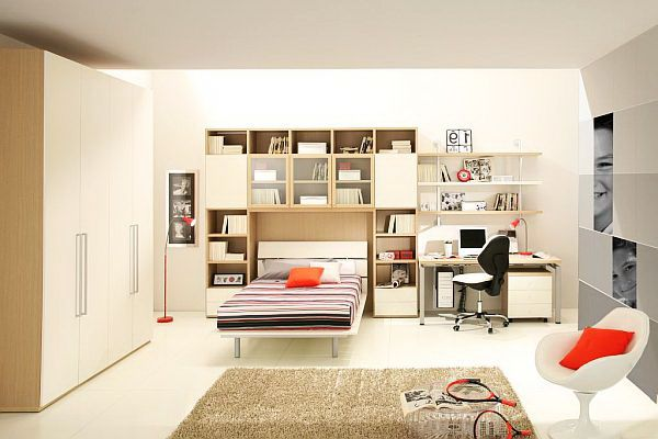 33 Brilliant Bedroom Decorating Ideas For 14 Year Old Boys 16 Jpg & 14 Year Old Room Ideas | Euffslemani.com