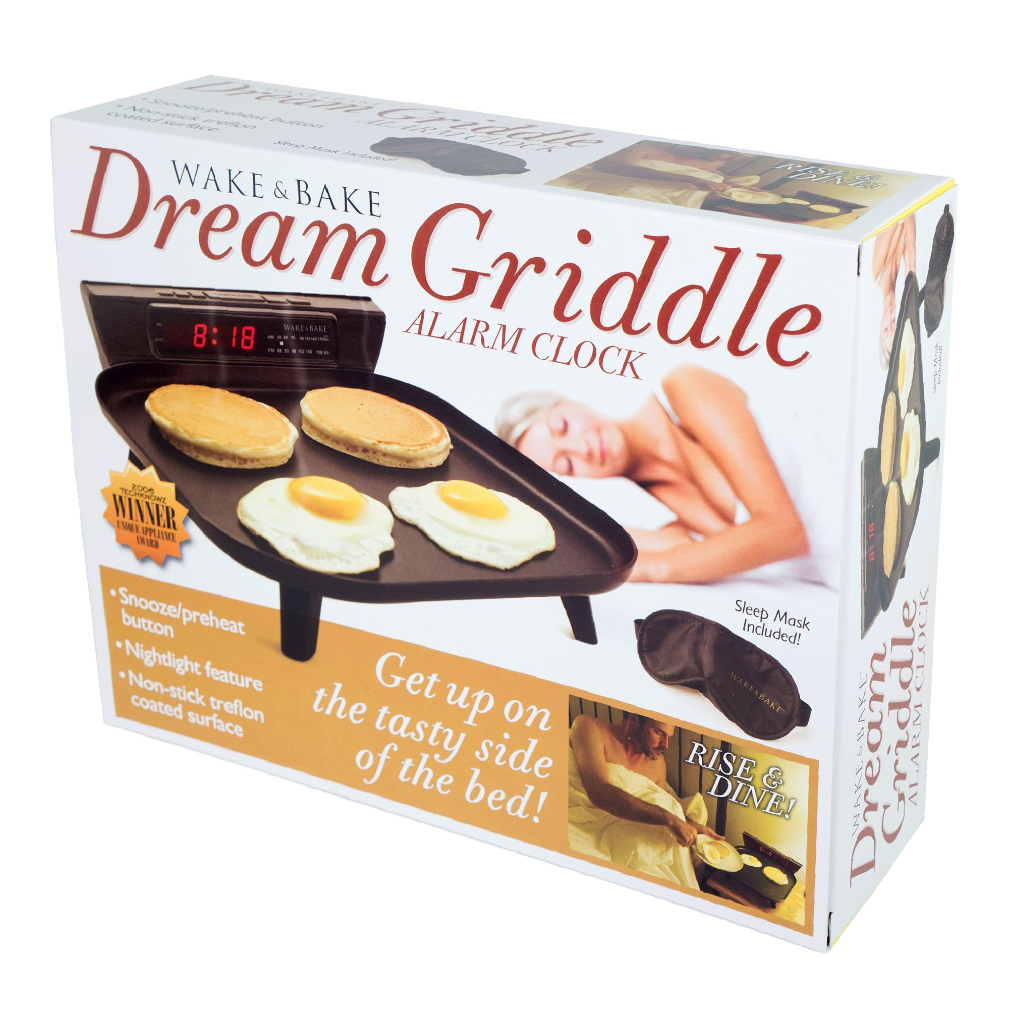 Dream griddleclock standard size prank gift boxes