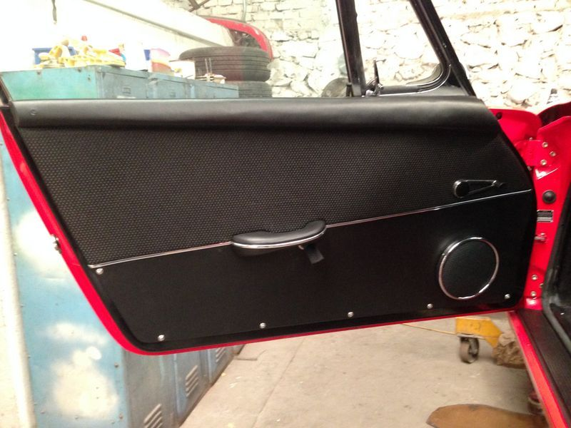 What Do You Think Of My Take On Early Door Panels Pelican Parts Technical Bbs Custom Car Interior Classic Porsche Panel Doors