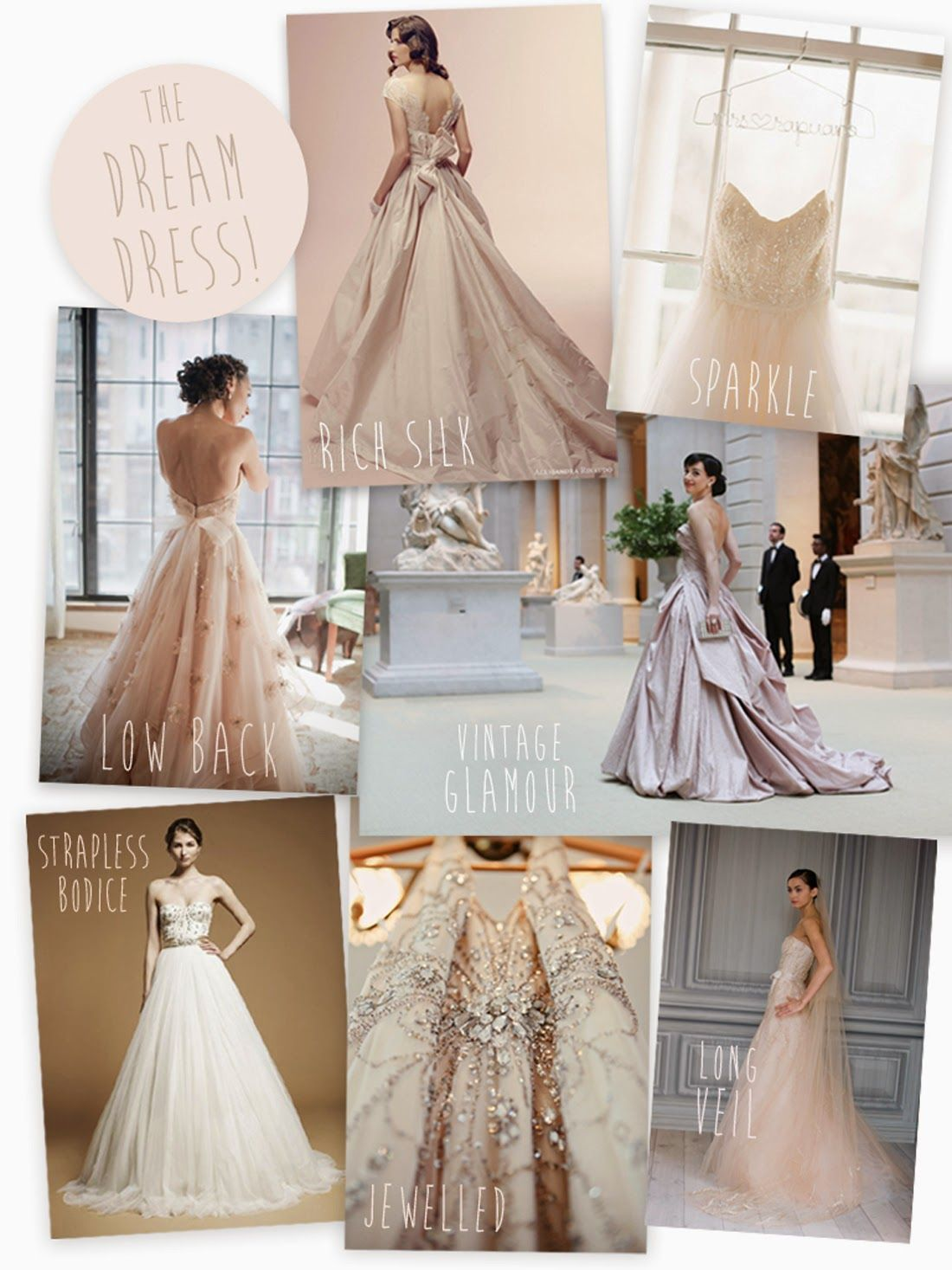 Knicker Elastic Fantastic How To Design Your Dream Wedding Dress By Picking Out The Key
