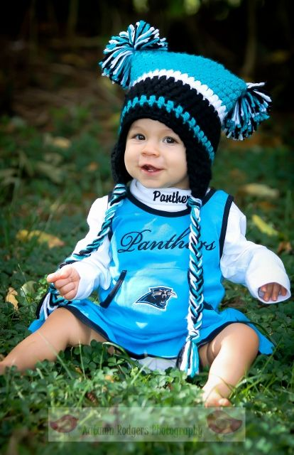 833e064e Go Panthers! working on a product shot for the lovely hat, A. Love ...