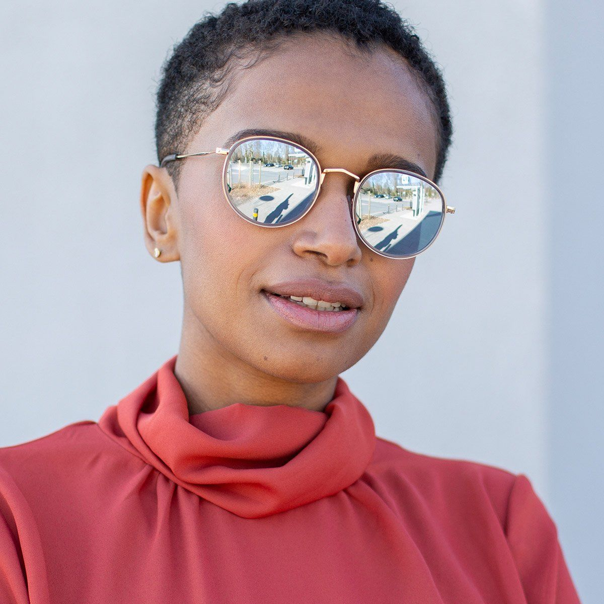 Verspiegelte Sonnenbrille Verspiegelte Sonnenbrille Sonnenbrille Brille