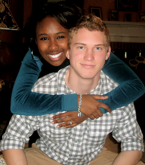 www.blackwhitecupid.com - interracial couple
