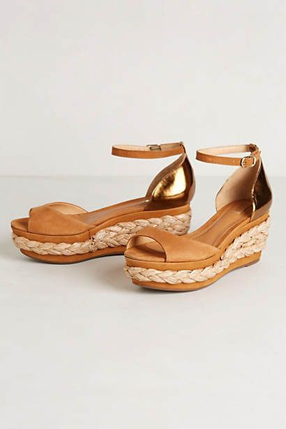 Porte Woven Wedges