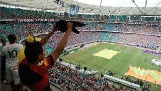 Salvador - A cidade e o futebol