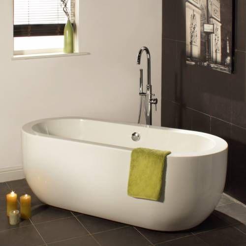 baignoire lot ovale image 1 salle de bain pinterest. Black Bedroom Furniture Sets. Home Design Ideas