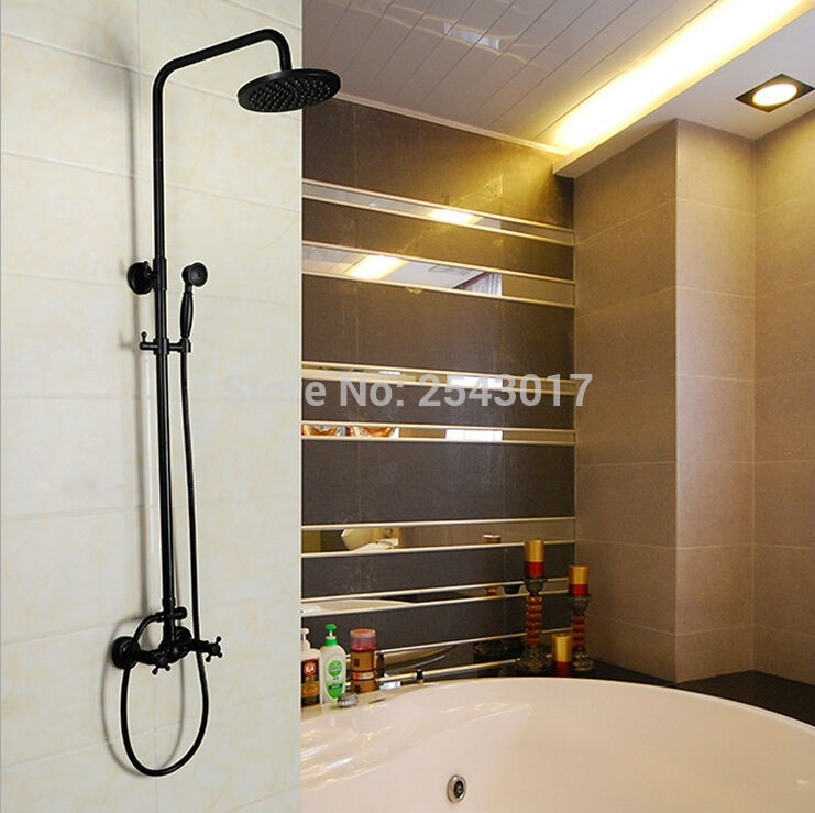 """13300 know more  """"high quality luxury shower set"""