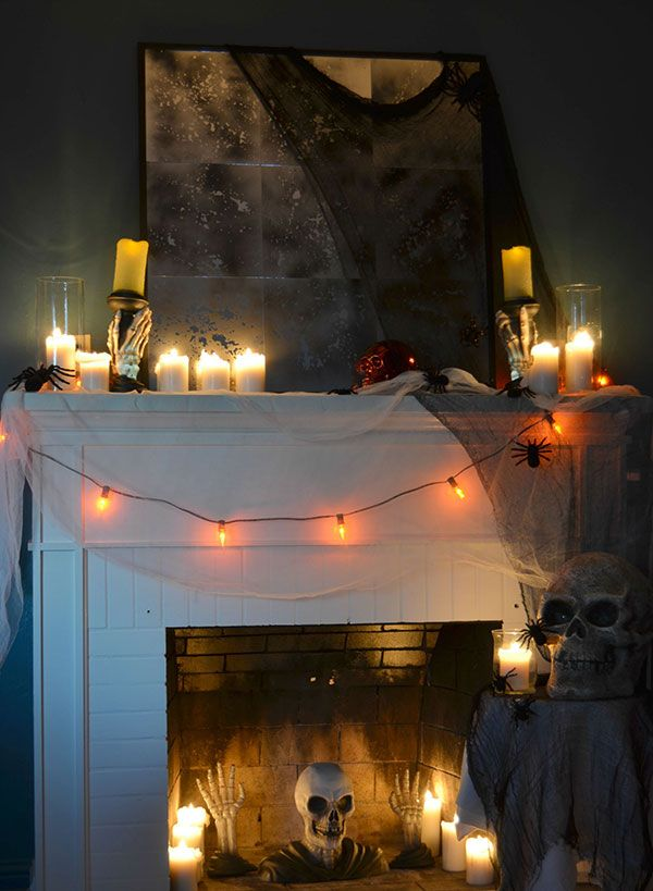 Spooky Indoor Halloween Decorations Daily Halloween Decorations - halloween decorations com