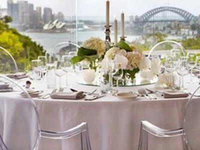Reception Venues Sydney Harbour