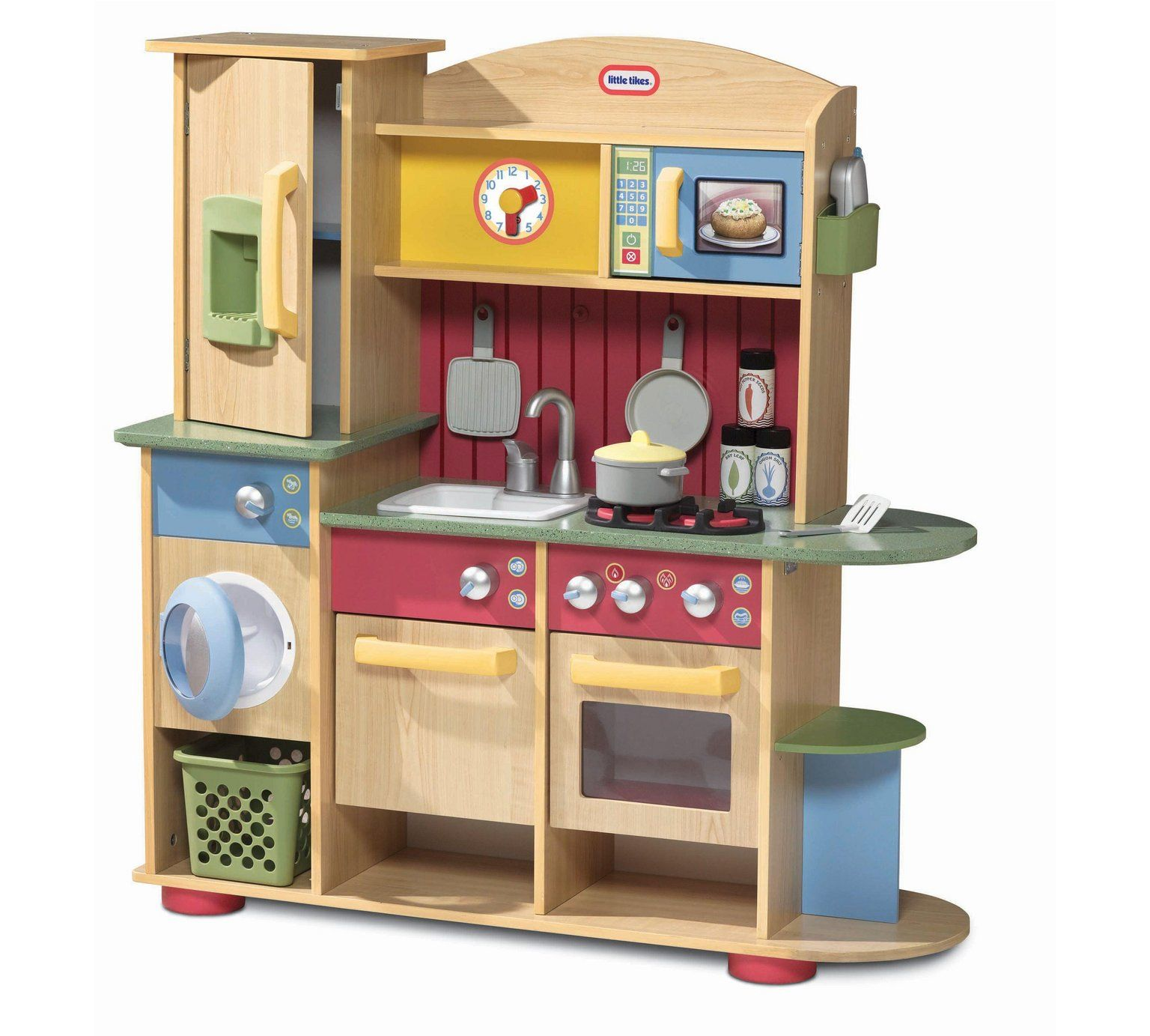 Buy Little Tikes Cook Creations Kitchen Playset at Argos.co.uk ...