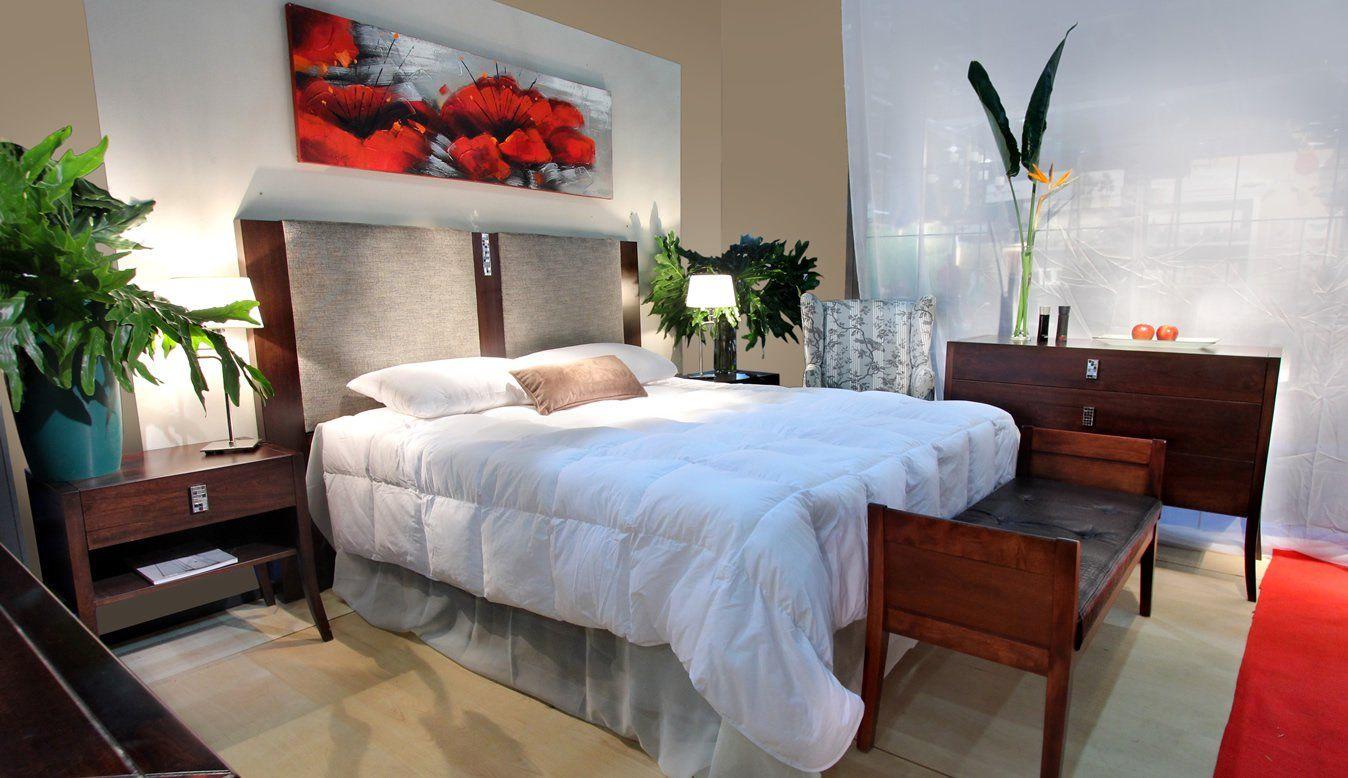 hanford fabrica de muebles ambientaciones dormitorios